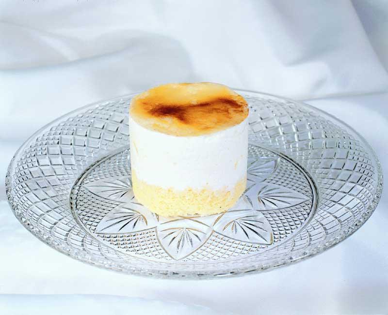 Creme Brulee Torte